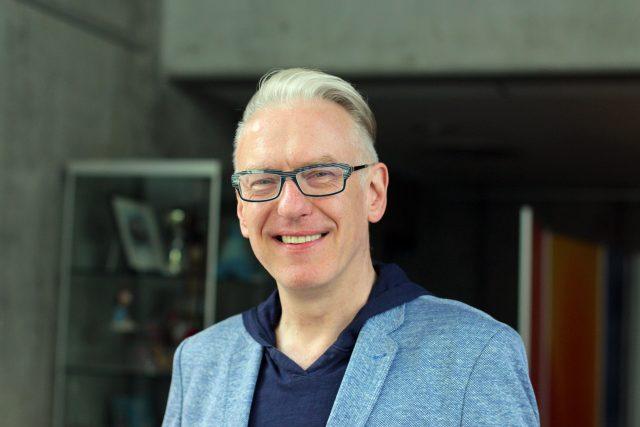 Polský reportér Mariusz Szczygiel