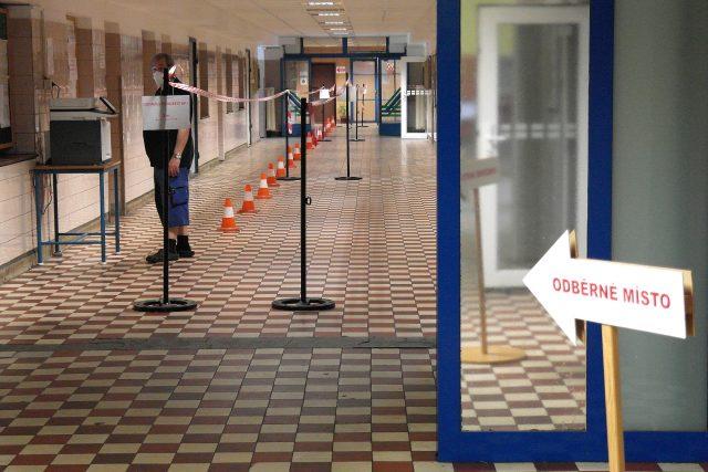 Testování zaměstnanců OKD | foto: OKD