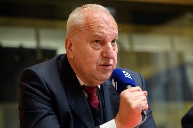Evžen Tošenovský (ODS)