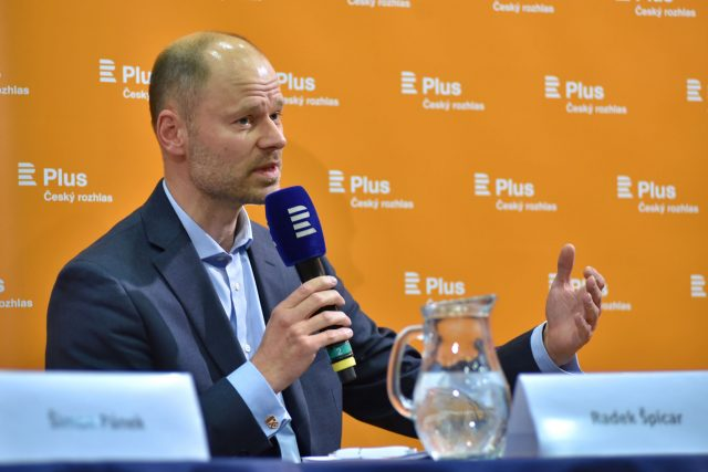 Radek Špicar | foto: Tomáš Vodňanský,  Český rozhlas