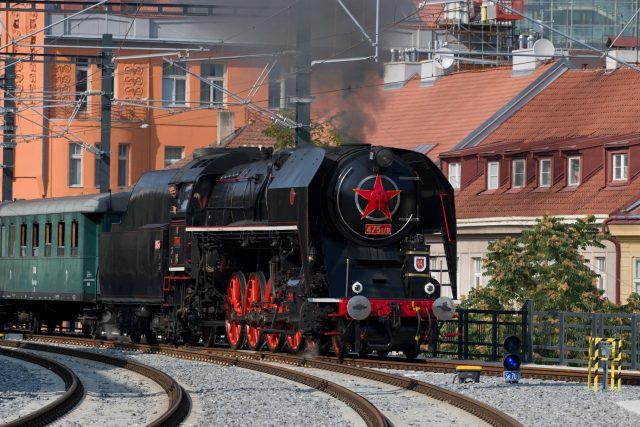 Parní lokomotiva řady 475.1 (Šlechtična) byla vyráběna v letech 1947–1950 Škodovými závody v Plzni pro Československé státní dráhy