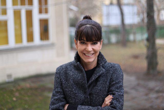 Alžběta Jungrová | foto: Jana Myslivečková,  Český rozhlas