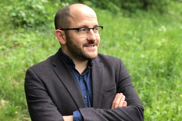 Sociolog Daniel Prokop