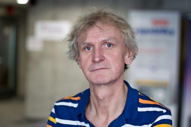 Jan Šibík | foto: Adam Kebrt,  Český rozhlas