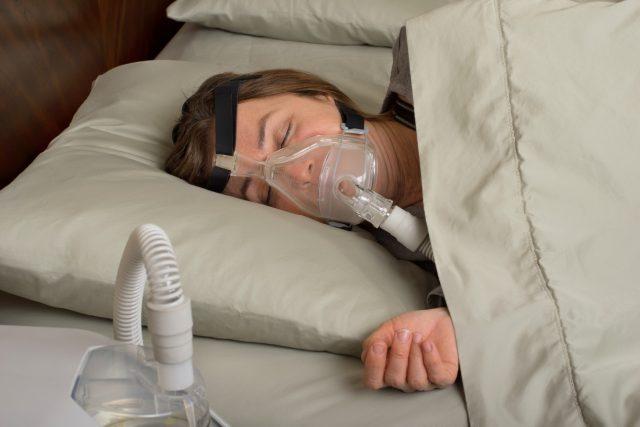 Léčba spánkové apnoe