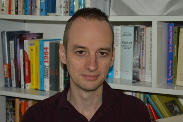 Jan Kubíček, učitel digitální a mediální gramotnosti