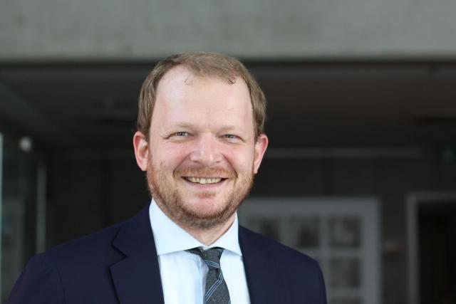 Jakub Kalenský, analytik think-thanku Atlantic Council