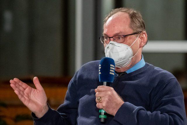 Pedagog Jiří Kostečka
