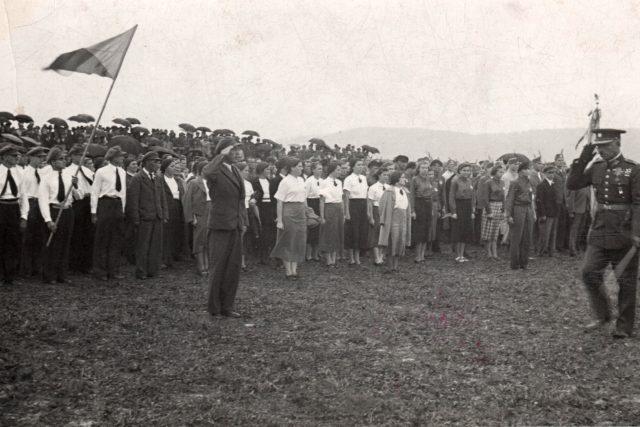 Sudety v roce 1938