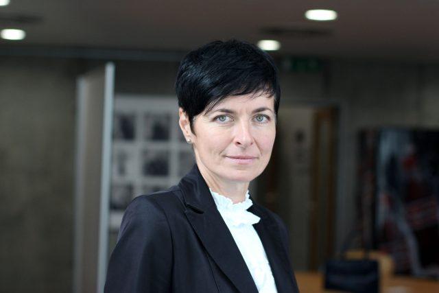 Lenka Bradáčová podle svých slov možná předpoklady pro politickou kariéru má.