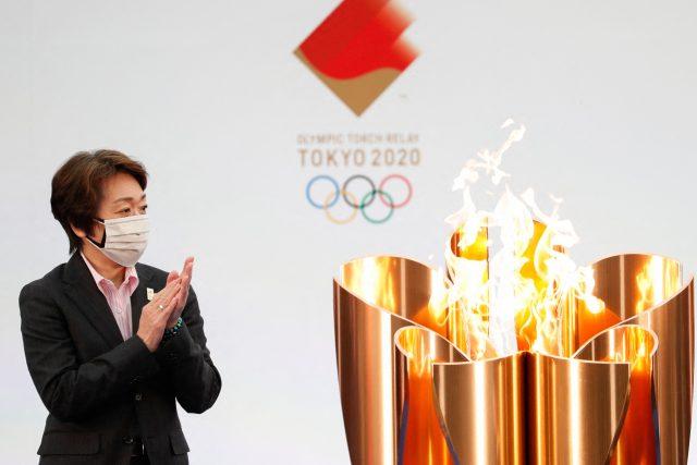 Letní olympijské hry v Tokiu musely být kvůli pandemii koronaviru o rok odloženy   foto: Profimedia