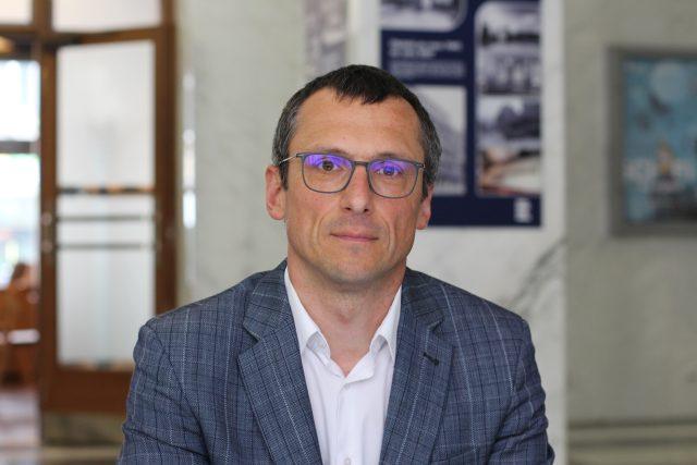 Ředitel České asociace farmaceutických firem Martin Mátl