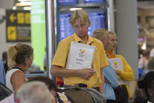 Cestovní kancelář Thomas Cook