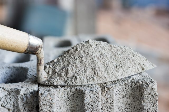 Cement   foto: Shutterstock