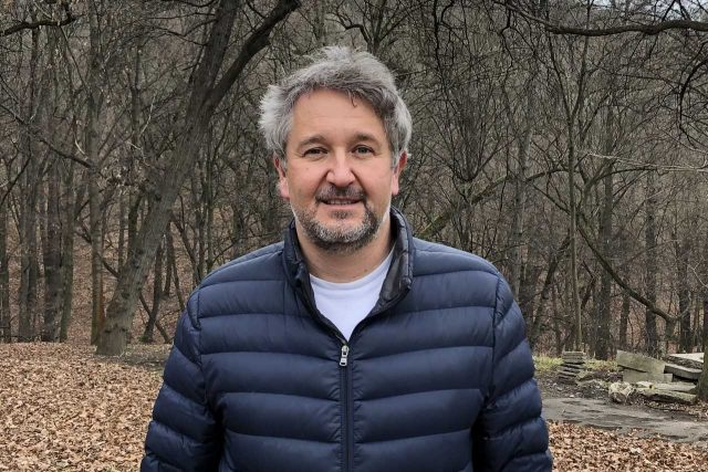 Epidemiolog Petr Smejkal | foto: Lenka Kabrhelová,  Český rozhlas