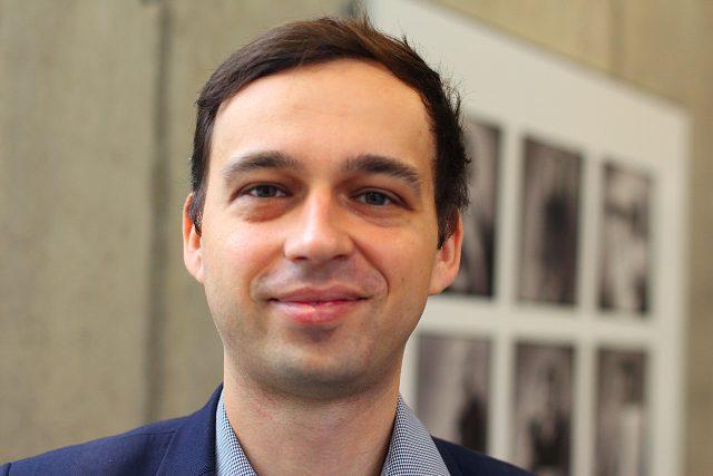 Martin Pánek, ředitel Liberálního institutu