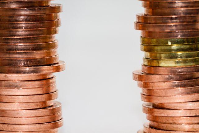 Peníze | foto: Fotobanka Profimedia