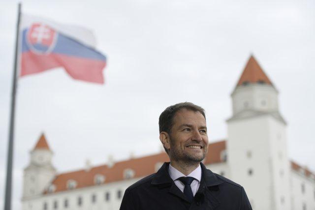 Igor Matovič, předseda hnutí Obyčejní lidé a nezávislé osobnosti (OĽaNO), které vyhrálo parlamentní volby na Slovensku
