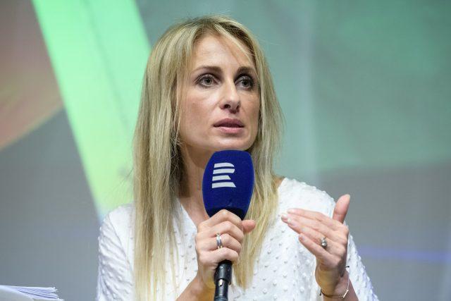 Místopředsedkyně Evropského parlamentu Dita Charanzová