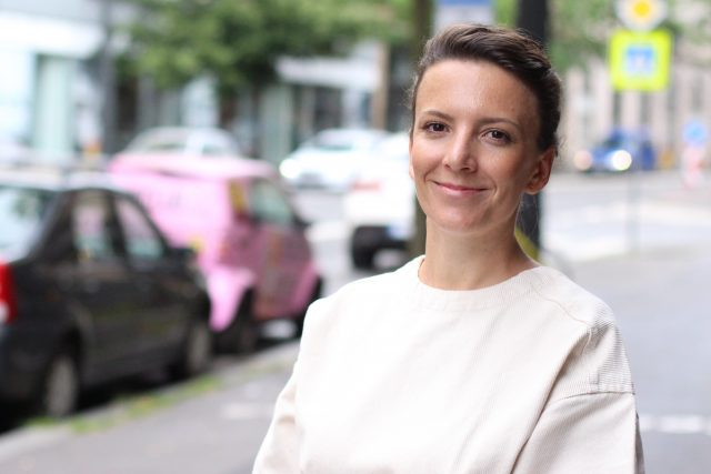 Soňa Jonášová, ředitelka nevládního Institutu cirkulární ekonomiky