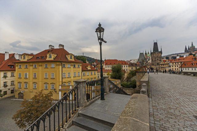 Praha,  nouzový stav | foto: Tomáš Krist,  MAFRA/Profimedia