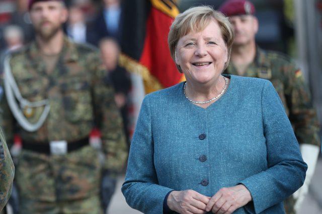 Kancléřka Angela Merkelová | foto: Fotobanka Profimedia