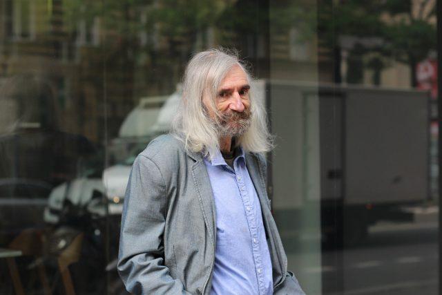 Miroslav Petříček,  filozof | foto: Kateřina Cibulka,  Český rozhlas Plus