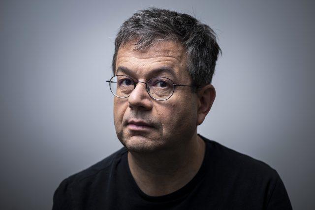 Petr Koubský   foto: Gabriel Kuchta,  Deník N