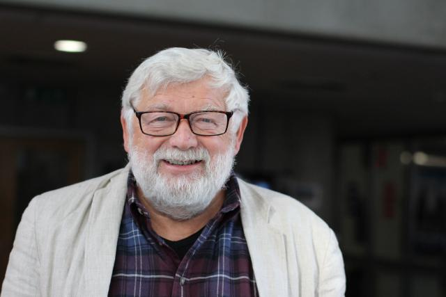 Investigativní novinář Josef Klíma.