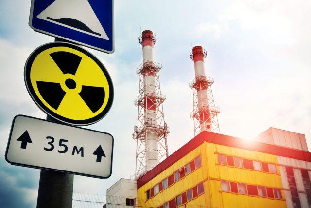 Radioaktivita, jaderná elektrárna, úložiště