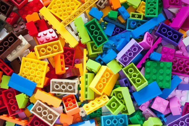 Máte rádi lego? | foto: Shutterstock