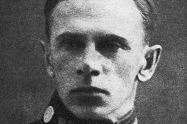 Sergej Vojcechovský ( 1883 - 1957), ruský generál, posléze československý generál