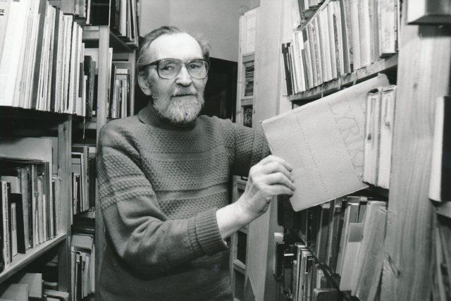 Egon Bondy,  spisovatel a filozof (2011)