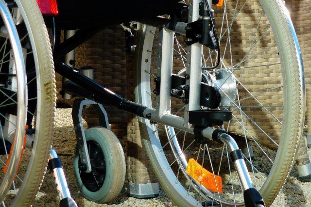 Invalidní vozík | foto: Fotobanka Pixabay