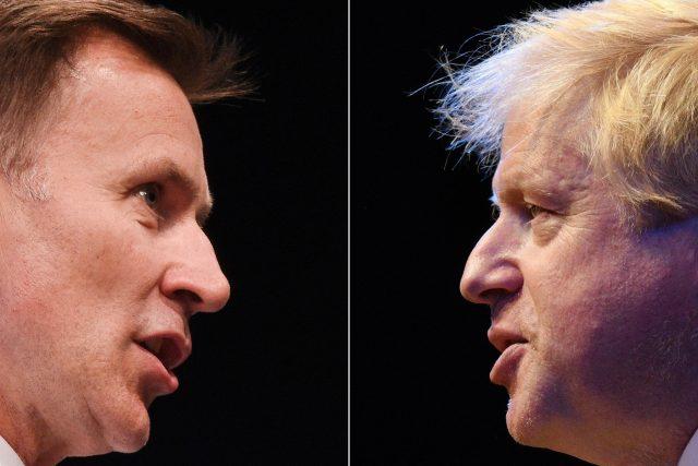 Jeremy Hunt nebo Boris Johnson?