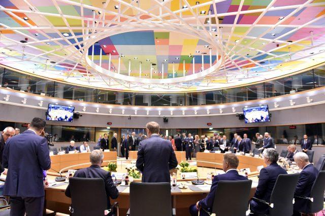 Summit Evropské unie, zasedání v Bruselu