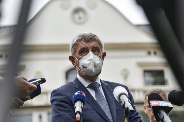 Andrej Babiš | foto: Dalibor Glück,  ČTK