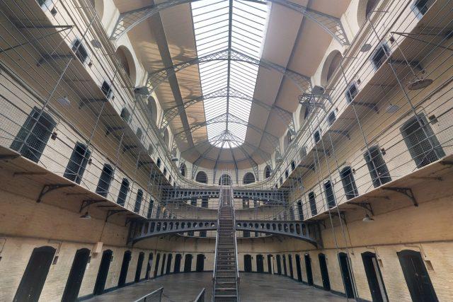 Interiér věznice  (ilustrační foto) | foto: Fotobanka Pixabay,  CC0 1.0