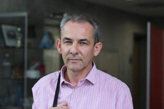 Jan Dobrovský, podnikatel, novinář a filantrop