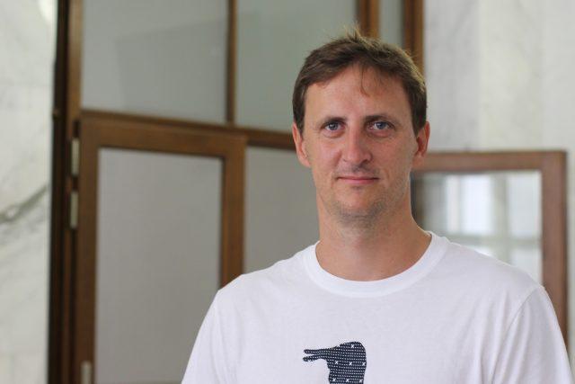 Ekonom Filip Matějka z institutu CERGE-EI