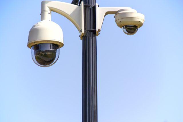 Bezpečnostní kamery (ilustrační foto)