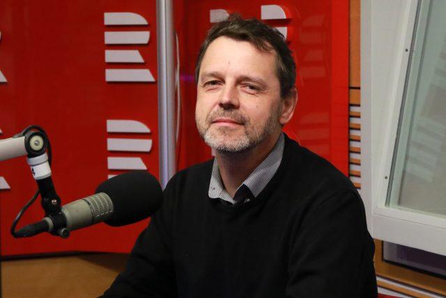 Petr Zeman, spoluzakladatel projektu a databáze Prázdné domy