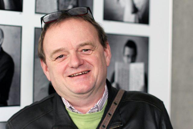 Marek Stoniš, šéfredaktor Reflexu (od roku 2008); Ostravák, kterému není nic svaté (kromě Baníku)