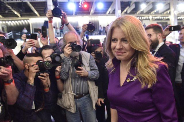Zuzana Čaputová, budoucí slovenská prezidentka