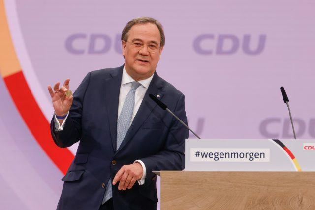 Nový předseda německé CDU Armin Laschet | foto: Fotobanka Profimedia