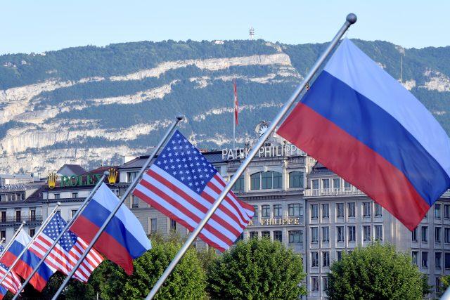 Ženeva očekává summit na nejvyšší úrovni, setkání Joe Bidena a Vladimira Putina