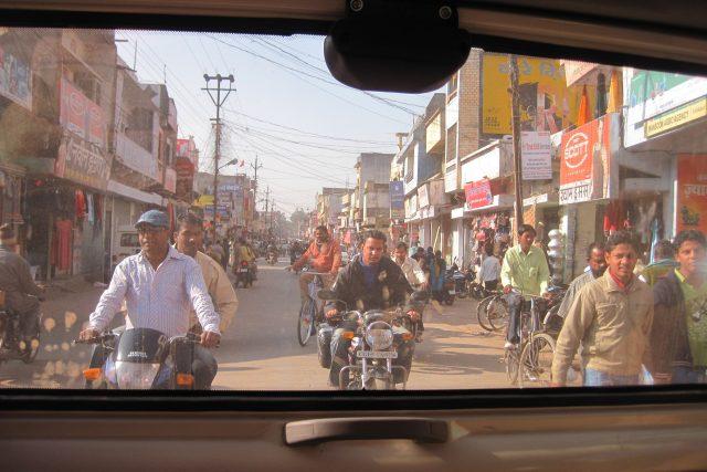 Ambikapur, Indie