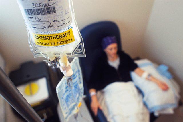 Chemoterapie je stále jednou ze čtyř základních metod léčby rakoviny | foto: Profimedia
