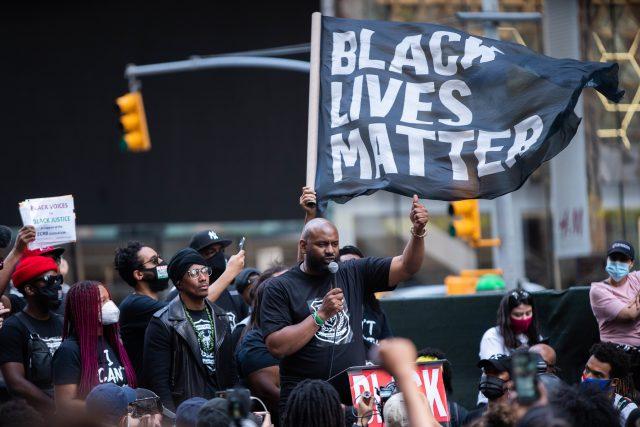 Hnutí Black Lives Matter