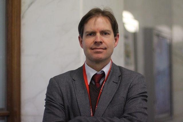 Právník  a specialista na oblast zdravotnictví Ondřej Dostál